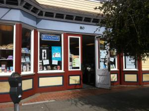 West Portal Bookshop, enjoy the WNBA panel, Oct. 29th!