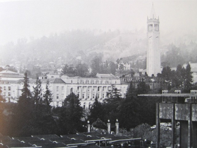 Photo from Blue and Gold 1968, Volume 95, University of California, Berkeley