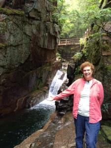 Elise, Sabbaday Falls