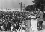 Peter, Paul and Mary at the 1963 March on Washington