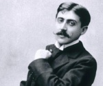 Marcel Proust (1871-1922) as a party-going young man.